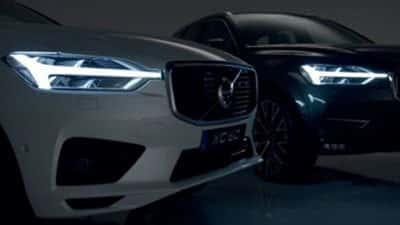 Commercial / Volvo XC60 / Kamera & Editor