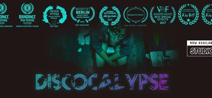 Daniel Hacker Film & Animation - Arbeitsproben - Discocalypse Webserie