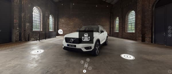 Daniel Hacker Film und Animation Volvo VOLVO XC40 360° VIRTUAL REALITY EXPERIENCE